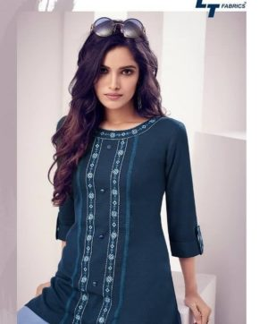 LT ESSENTIALS VOL 1 KURTIS WHOLESALE IN SINGLE