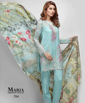 MARIA EMBROIDERED COLLECTION WHOLESALE