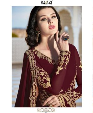 RAMA RAAZI WHOLESALE IN SINGLE SALWAR SUITS
