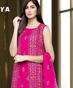 ROSE SANOOR PAKISTANI SALWAR SUITS WHOLESALE