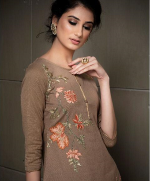 RVEE GOLD SALWAR SUITS WHOLESALE