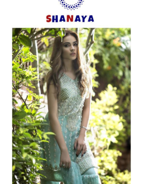 SANAYA FASHION ROSE SHAHNAZ VOL 1 SINGLE PCS SUITS