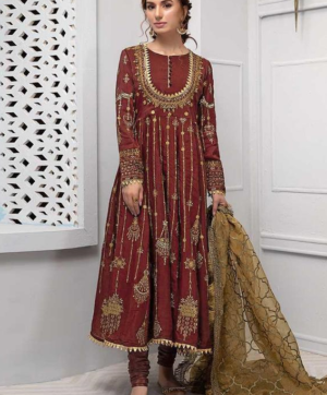 DEEPSY GULBANO VOL 14 IN SINGLE DESIGN NO 152 PAKISTANI SUITS COLLECTION