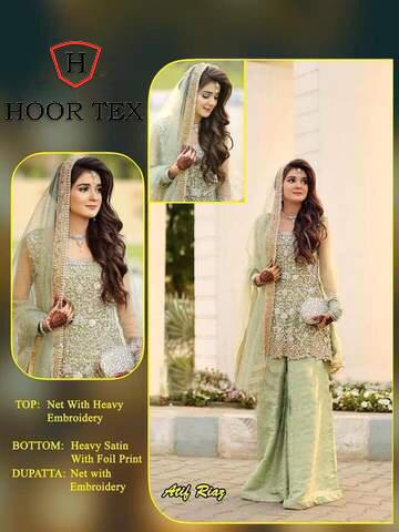 HOOR TEX BRIGHT COLOR PAKISTANI SUITS (11)