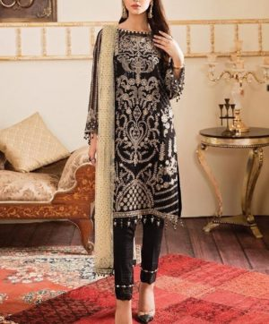 HOOR TEX NAFIZA VOL 2 PAKISTANI SUITS