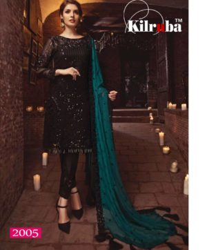 KILRUBA IN SINGLE DESGN NO 2005 SINGLE AT WHOLESALE RATE