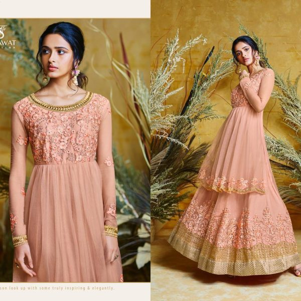 SAJAWAT CREATION BRIDE VOL 4 IN SINGLE DESIGN NO 38031 WITH PRICE (1)