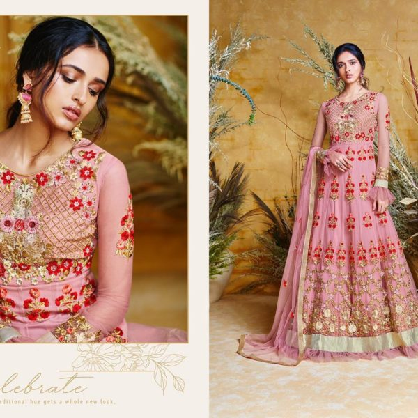SAJAWAT CREATION BRIDE VOL 4 IN SINGLE DESIGN NO 38031 WITH PRICE (6)