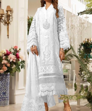 WHITE BEAUTY BUY PAKISTANI CLOTHING ONLINE