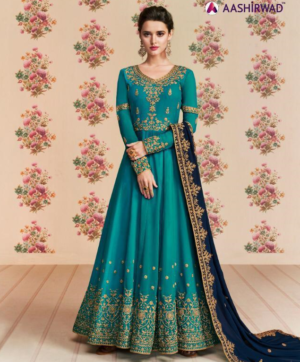 AASHIRWAD CREATION RIVAANA NO 8190 SUITS COLLECTION