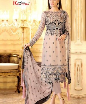 KHAYYIRA ELMAS LUXURY CHIFFON COLLECTION 2019