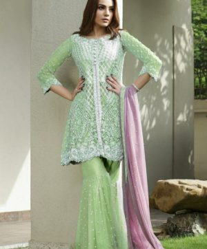 PAKISTANI SALWAR SUITS IN SINGLE AT BEST PRICE