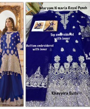 KHAYYIRA SUITS DESIGN NO 1010-A SINGLE PIECE SUPPLIER