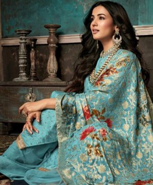 MAISHA FASHION SAZIA  NO 7403 COLLECTION 2019