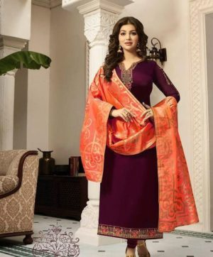 FIONA AYESHA JAQUARD DUPATTA VOL  5 IN SINGLE PIECE WHOLESALER