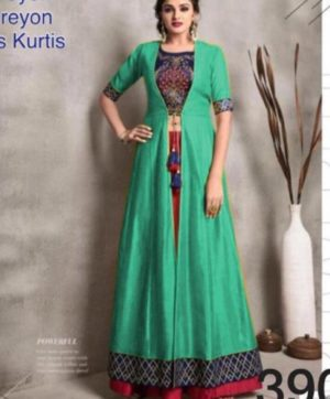 RAYON SINGLE KURTIS DEALER