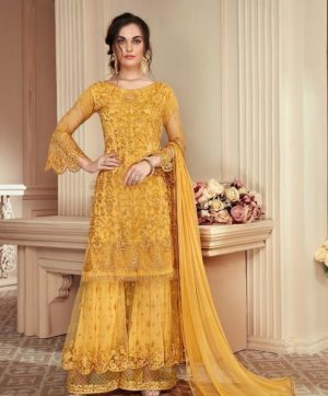 SYBELLA NO 906 PAKISTANI SALWAR SUITS DEALER
