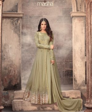 MAISHA FASHION DESIGN NO 5203 B IN SINGLE AT BEST PRICE