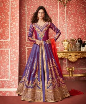 LIHAAZ BY  AASHIRWAD CREATION HEAVY SUITS FOR MARRIAGE