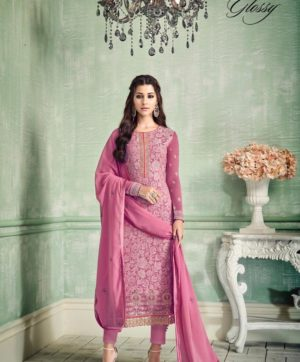 GLOSSY INARA WHOLESALE SALWAR SUITS IN INDIA