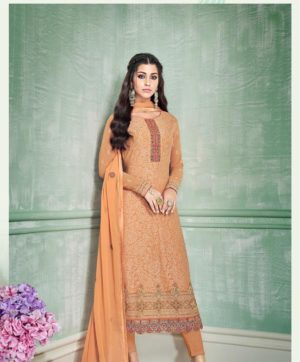 GLOSSY INARA SALWAR SUITS MANUFACTURER