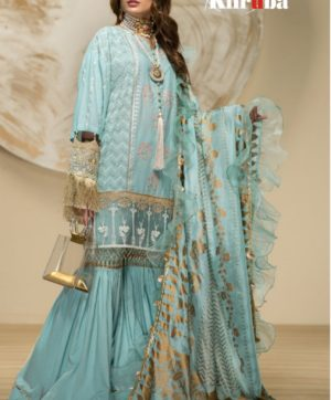 KILRUBA JANNAT LAWN EIDTIONS IN SINGLE AT BEST PRICE