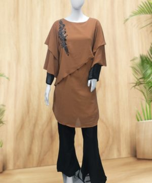 LUXURY PRET COLLECTION KURTIS WITH PANTS