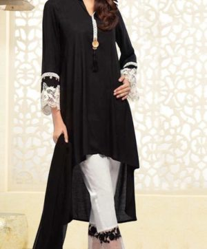 LUXURY PRET COLLECTION TUNIC WITH PANTS