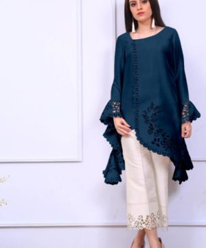 LUXURIOUS PRET COLLECTION KURTIS WITH PLAZZO