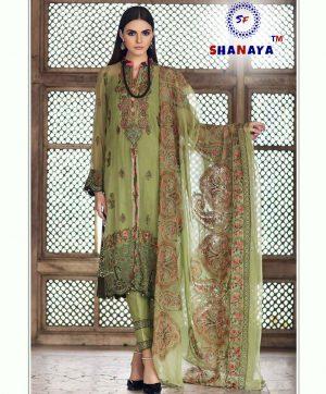 SHANAYA ROSE ESPOIR PAKISTANI SUITS IN SINGLE