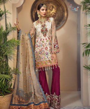 SHREE FABS ANAYA VOL 9 SALWAR SUITS COLLECTION