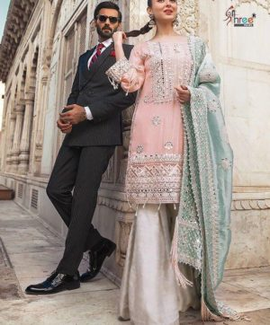 RANG RASIYA WEDDING EDITION NO 8111 PAKISTANI SUITS