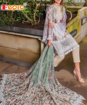 FEPIC ROSEMEEN CROSS LAWN NEW COLLECTION  2019