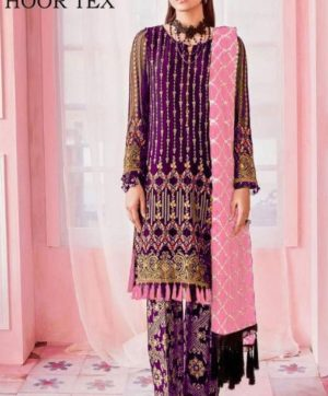 HOOR TEX NAFIZA COLOUR GOLD VOL 9 WHOLESALER