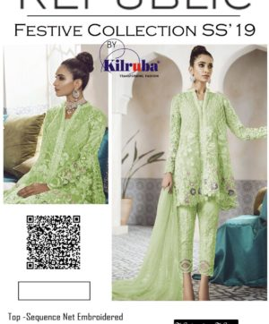 KILRUBA REPUBLIC FESTIVE COLLECTION SS19 WHOLESALE