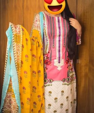 SHREE FABS SANA SAFINAZ MAHAY COTTON SUITS AT CHEAPEST PRICE