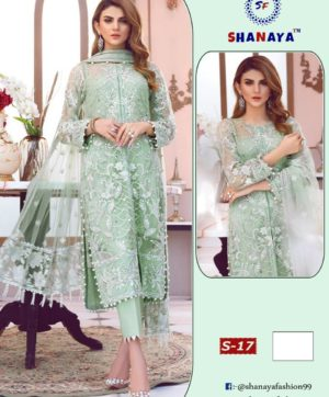 SHANAYA FASHION S-17 SALWAR SUITS MANUFACTURER IN SURAT