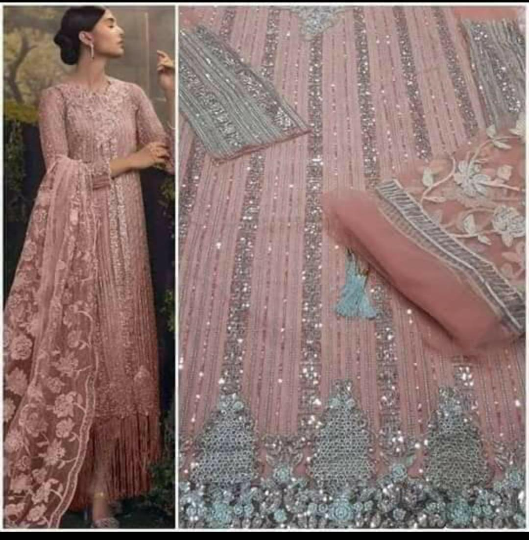 SHREE FABS SANA SAFINA GOLD COLLECTION PAKISTANI SUITS SUPPLIER