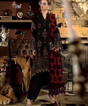 SHREE FABS MARIYA B EXCLUSIVE COLLECTION 2019