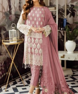 SHANAYA FASHION PINK DRESS COLLECTION 2019