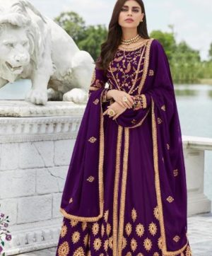 AASHIRWAD CREATION NAYRA 7033 ANARKALI SUITS