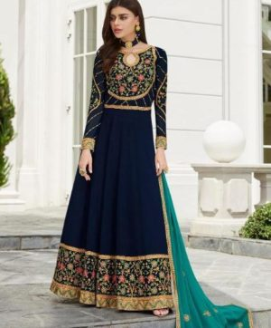 AASHIRWAD CREATION NAYRA 7035 ANARKALI SUITS