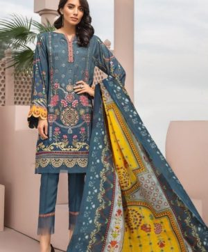 IRIS VOL 3 3006 KARACHI SUITS WHOLESALER