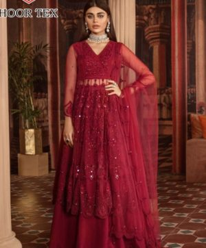 HOOR TEX SENORITA 17001 RED BRIDAL COLLECTION