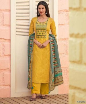 DEEPSY PANGHAT VOL 7 DESIGN NO 48003 IN SINGLE