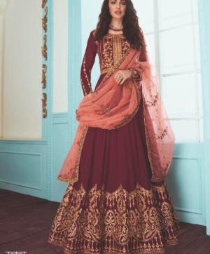 AASHIRWAD CREATION KARISHMA 7076 ANARKALI SUITS