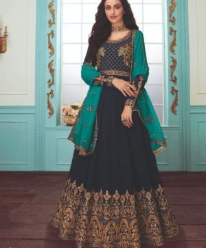 AASHIRWAD CREATION KARISHMA 7079 ANARKALI SUITS