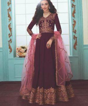 AASHIRWAD CREATION KARISHMA 7080 ANARKALI SUITS