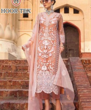 HOOR TEX NAFIYA COLOR GOLD VOL 11 16004 A IN SINGLE