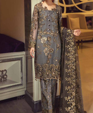RINAZ FASHION D NO 14005 PAKISTANI SUITS IN SINGLE